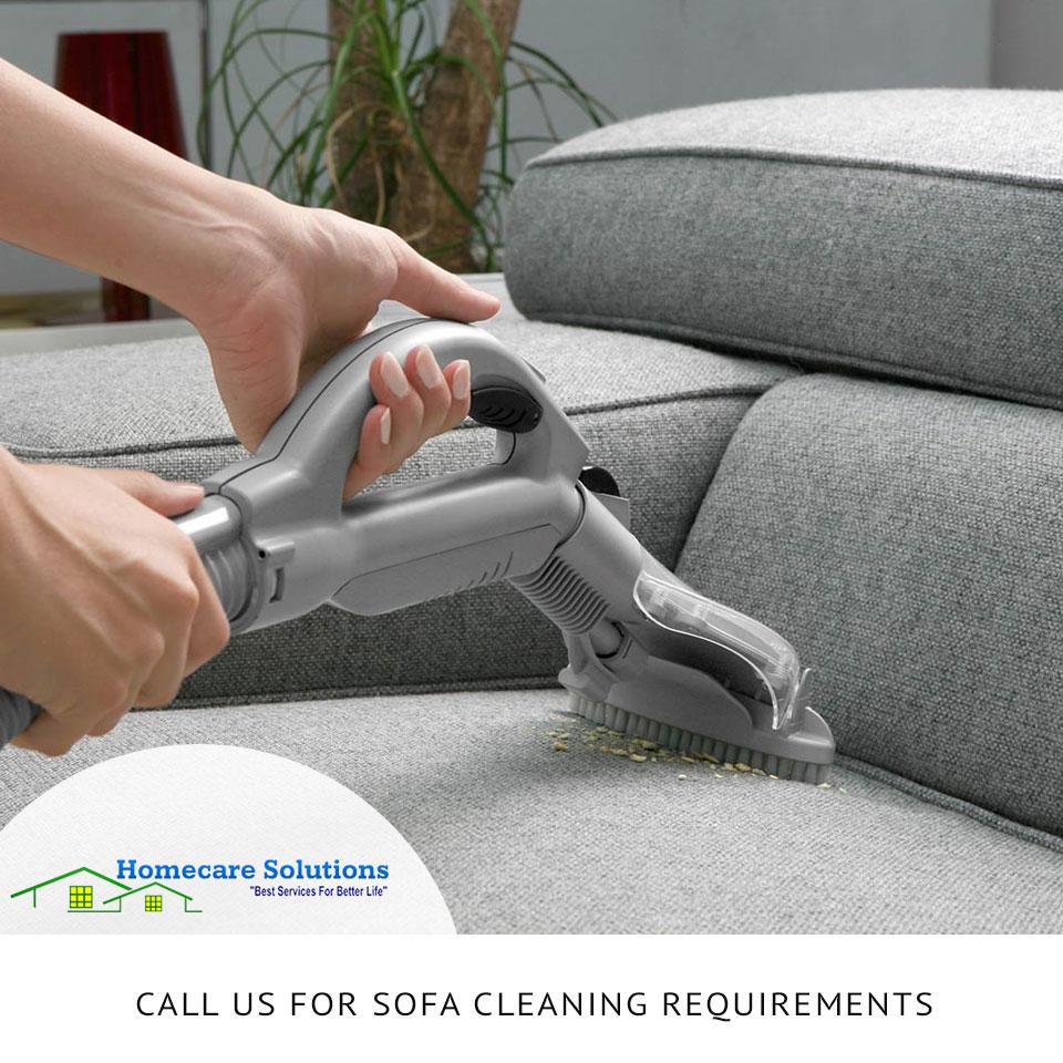 Sofa Cleaning Bangalore